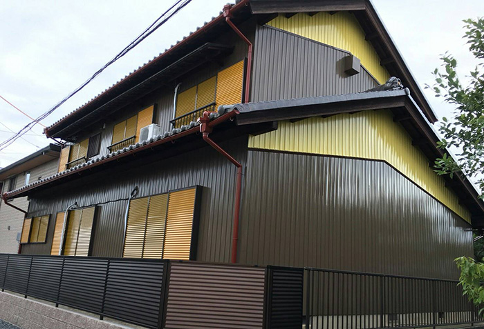 住宅塗装の実績紹介2